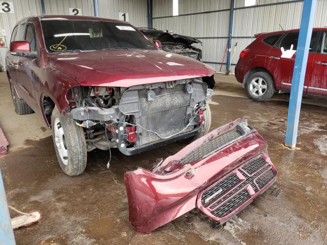 Dodge salvage cars for sale: 2017 Dodge Durango GT