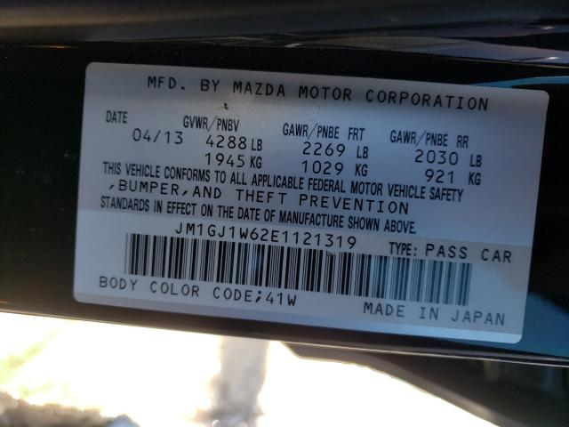 2014 MAZDA 6 GRAND TO JM1GJ1W62E1121319