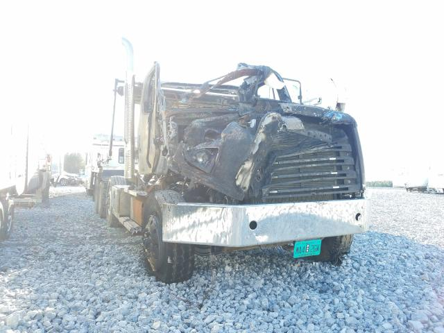 Freightliner 114SD salvage cars for sale: 2021 Freightliner 114SD