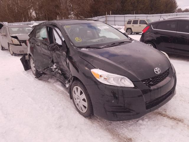 Salvage cars for sale from Copart London, ON: 2011 Toyota Corolla MA