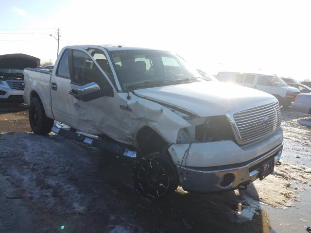 Salvage cars for sale from Copart Indianapolis, IN: 2008 Ford F150 Super