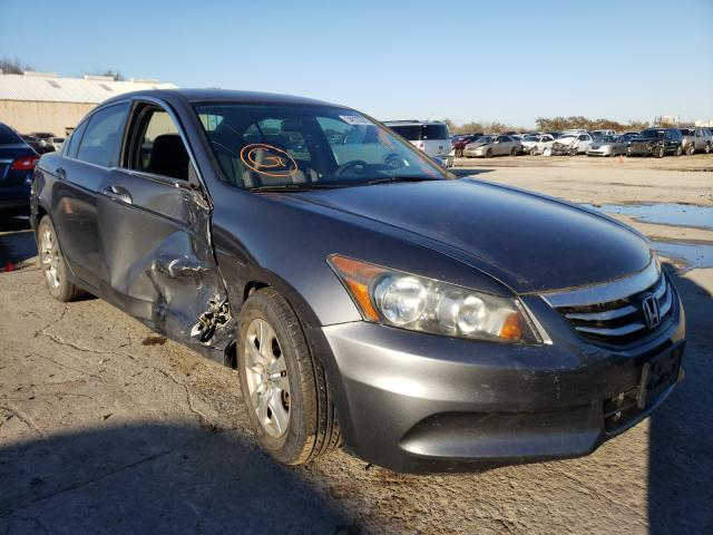 Salvage cars for sale from Copart Corpus Christi, TX: 2011 Honda Accord LXP