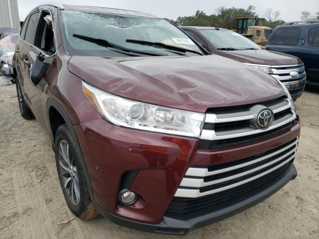 2017 Toyota Highlander for sale in Jacksonville, FL