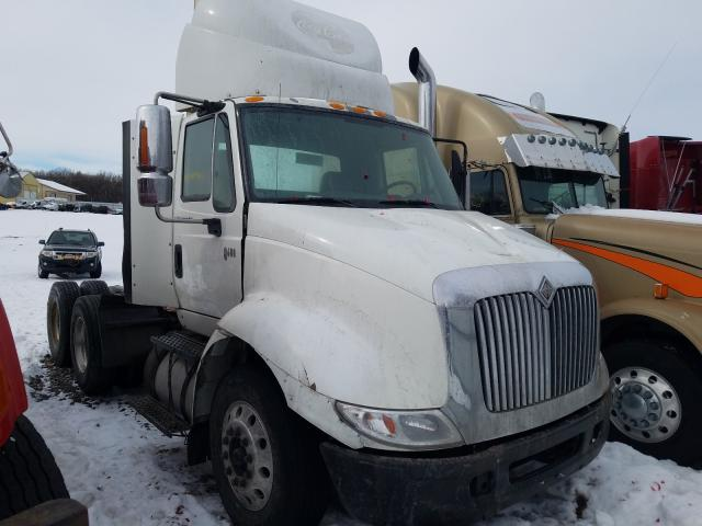 International salvage cars for sale: 2007 International 8000 8600