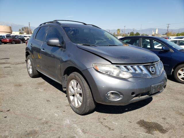 Salvage cars for sale from Copart Colton, CA: 2013 Nissan Murano S