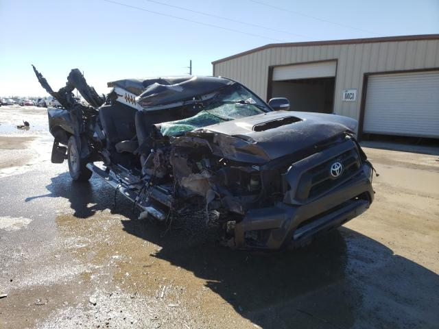 Salvage cars for sale from Copart Temple, TX: 2013 Toyota Tacoma DOU