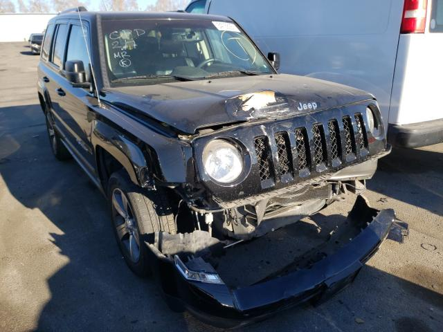 Salvage cars for sale from Copart Adelanto, CA: 2016 Jeep Patriot LA