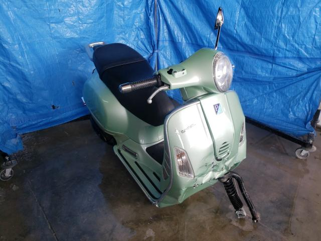 Salvage cars for sale from Copart Homestead, FL: 2006 Vespa GTS