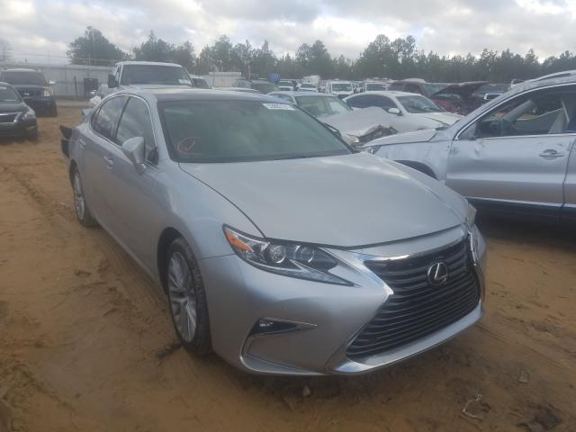 Salvage cars for sale from Copart Gaston, SC: 2017 Lexus ES 350