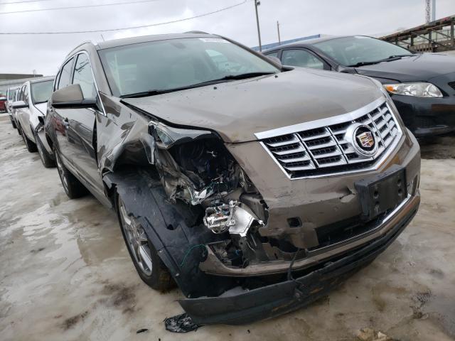 Cadillac Vehiculos salvage en venta: 2015 Cadillac SRX Perfor