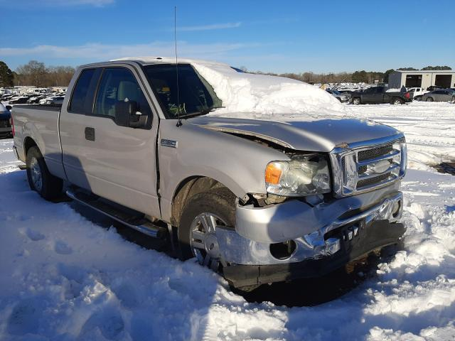 Salvage cars for sale from Copart Conway, AR: 2007 Ford F150