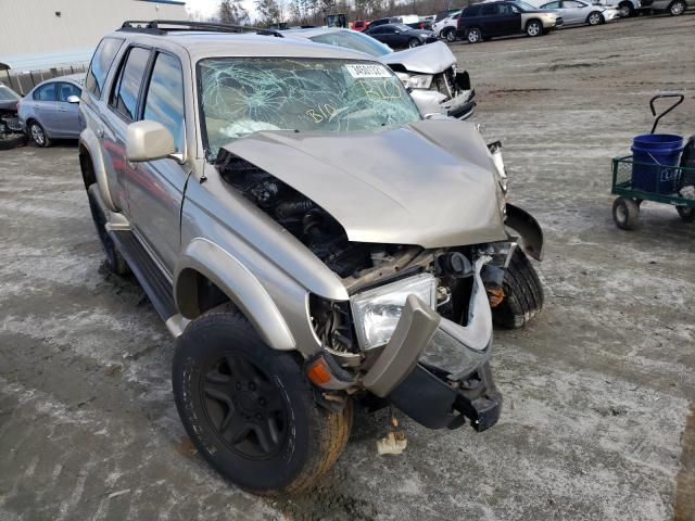 Salvage cars for sale from Copart Spartanburg, SC: 2002 Toyota 4runner SR