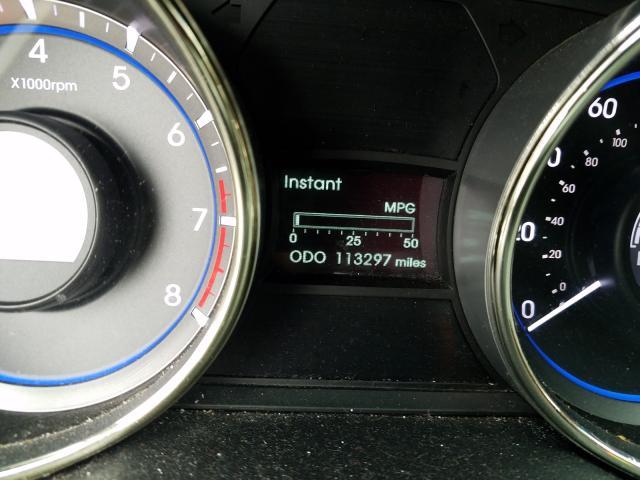 2012 Hyundai SONATA | Vin: 5NPEB4AC4CH416690