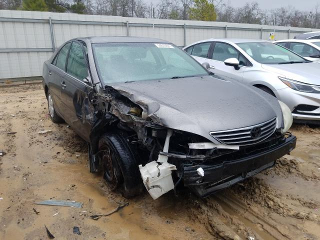Salvage cars for sale from Copart Gaston, SC: 2006 Toyota Camry LE