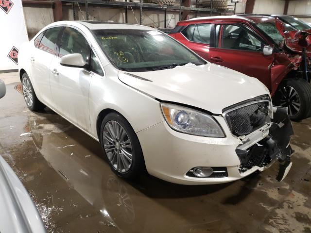 Buick Verano salvage cars for sale: 2012 Buick Verano