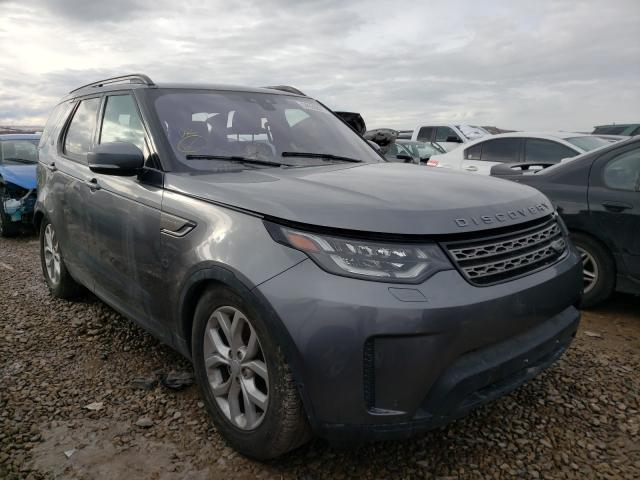 Land Rover Discovery salvage cars for sale: 2017 Land Rover Discovery