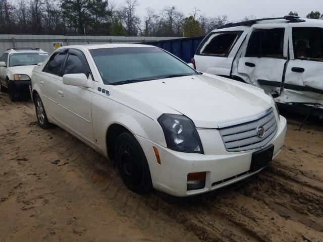 Salvage cars for sale from Copart Gaston, SC: 2007 Cadillac CTS