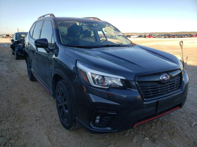 Subaru salvage cars for sale: 2019 Subaru Forester S