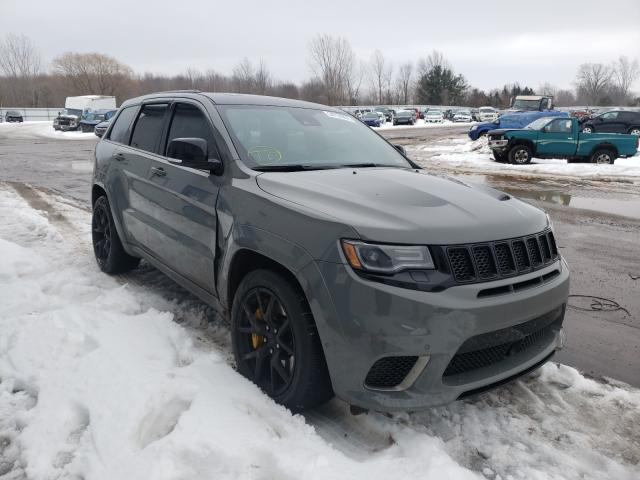Vehiculos salvage en venta de Copart Columbia Station, OH: 2020 Jeep Grand Cherokee