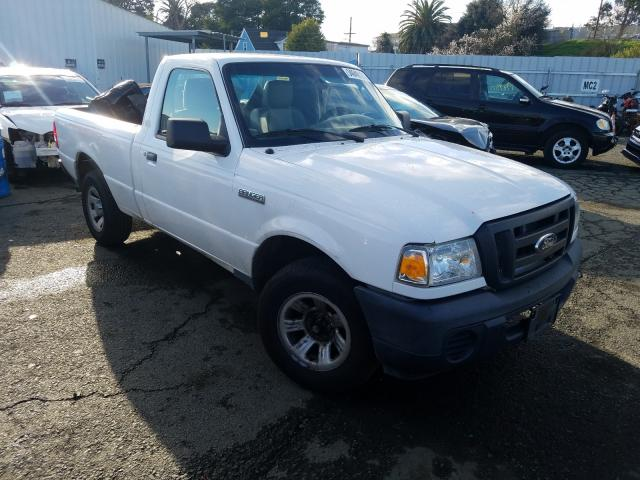 Salvage cars for sale from Copart Vallejo, CA: 2011 Ford Ranger