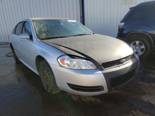 Salvage cars for sale from Copart Brighton, CO: 2012 Chevrolet Impala LS