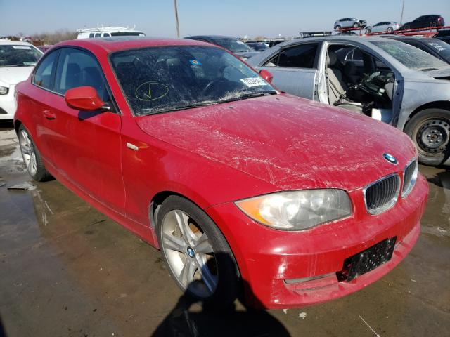 BMW 128 I salvage cars for sale: 2011 BMW 128 I