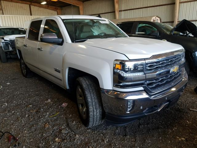 Salvage cars for sale from Copart Houston, TX: 2017 Chevrolet Silverado