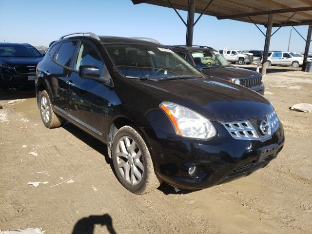 Salvage cars for sale from Copart Temple, TX: 2013 Nissan Rogue S