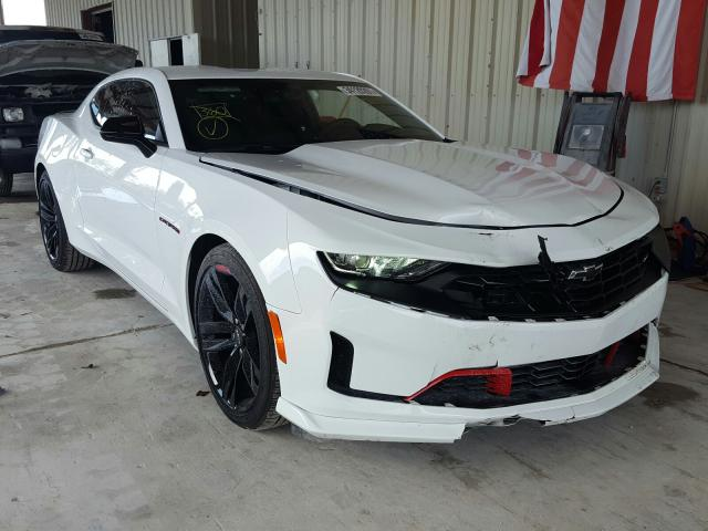 Salvage cars for sale from Copart Homestead, FL: 2020 Chevrolet Camaro LT