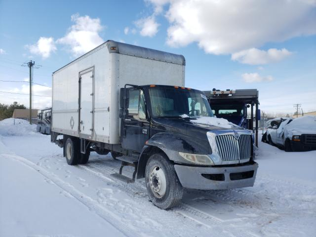 Salvage cars for sale from Copart Kincheloe, MI: 2006 International 4000 4300