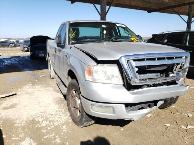 Salvage cars for sale from Copart Temple, TX: 2004 Ford F150