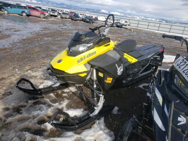 2017 SKIDOO  SNOWMOBILE