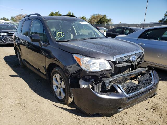 2015 SUBARU FORESTER 2 JF2SJARC6FH824296