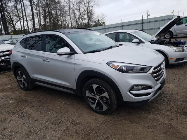 2017 Hyundai Tucson Limited for sale in Harleyville, SC
