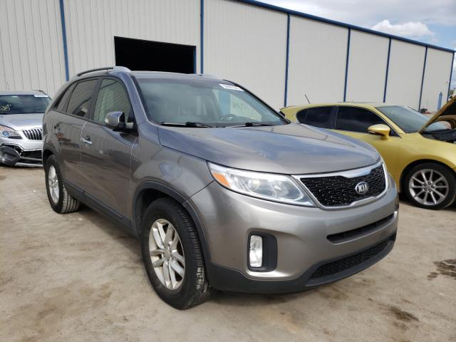 Used 2014 KIA SORENTO - Small image. Lot 34447341