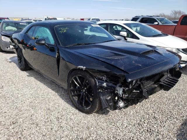 Salvage cars for sale from Copart Wichita, KS: 2020 Dodge Challenger