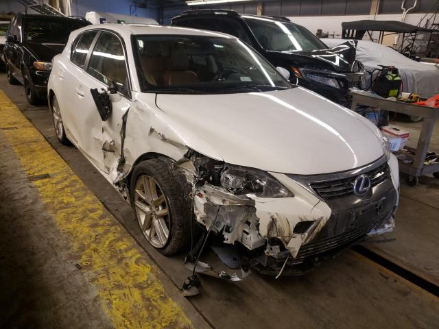 Lexus CT 200 salvage cars for sale: 2014 Lexus CT 200