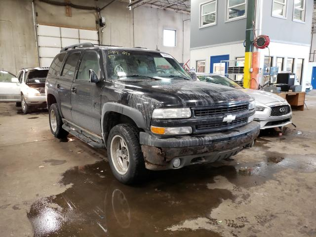 Used 2002 CHEVROLET TAHOE - Small image. Lot 34643291
