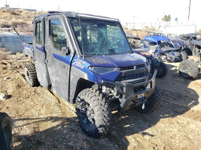 Salvage cars for sale from Copart Reno, NV: 2021 Polaris Ranger