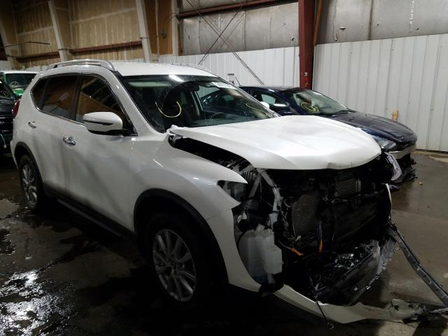 Salvage cars for sale from Copart Anchorage, AK: 2020 Nissan Rogue S