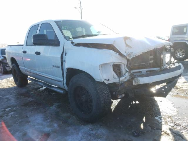 Salvage cars for sale from Copart Indianapolis, IN: 2008 Dodge RAM 1500 S