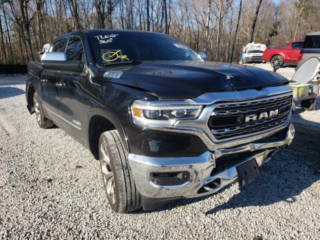 Dodge RAM salvage cars for sale: 2018 Dodge RAM