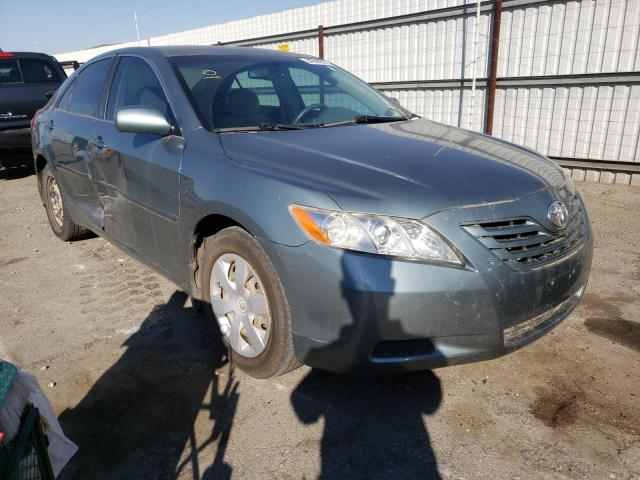 Salvage cars for sale from Copart Bakersfield, CA: 2007 Toyota Camry CE