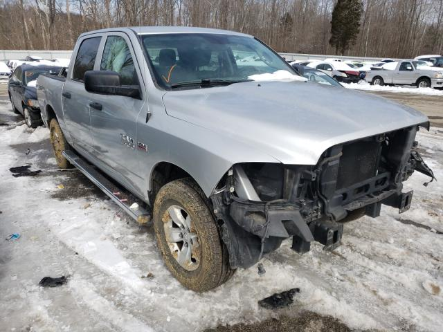 Salvage cars for sale from Copart Louisville, KY: 2016 Dodge RAM 1500 SSV