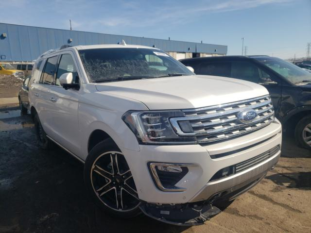 Ford Expedition salvage cars for sale: 2019 Ford Expedition