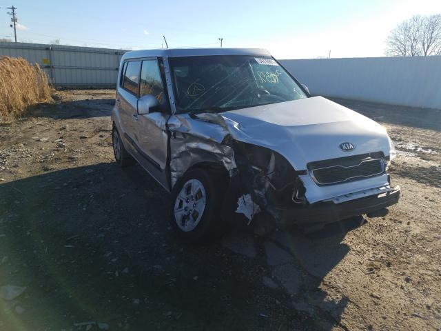 Salvage cars for sale from Copart Montgomery, AL: 2013 KIA Soul