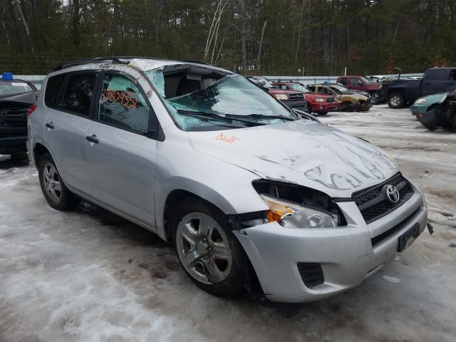Salvage cars for sale from Copart Lyman, ME: 2011 Toyota Rav4