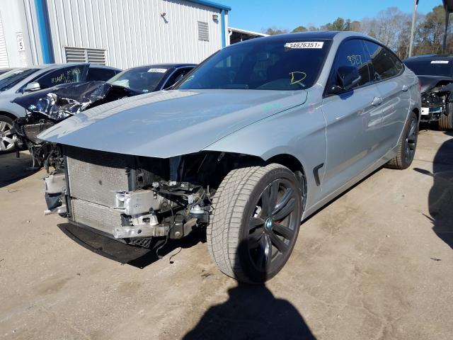 2014 BMW 335 XIGT WBA3X9C56ED153158