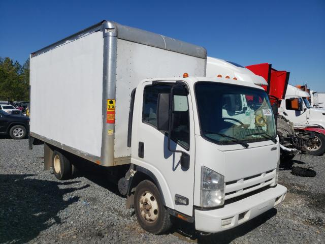 Isuzu salvage cars for sale: 2014 Isuzu NPR