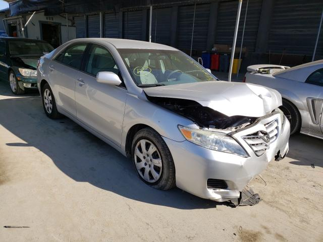 Salvage 2011 TOYOTA CAMRY - Small image. Lot 34940131
